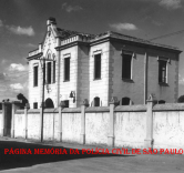 Cadeia do Município de Mogi das Cruzes, na década de 20.