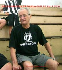 Faleceu hoje, o lendário Escrivão de Polícia do DEINTER 6, Pedro Fernando Perez Fernando.