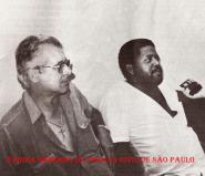 Investigadores da 4ª Delegacia da DISCCPAT- DEIC (Kilo) Valentim e Moises, início da década 80.