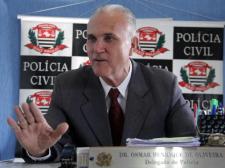 Delegado de Polícia Osmar Henrique de Oliveira da DIG de São Jose dos Campos.