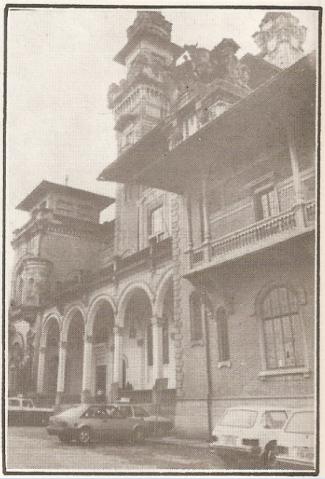 Palácio das Indústrias, antiga Sede do DEGRAN e do GARRA/Deic.