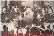 """A Banda de Música """"Corpo dos Municipais Permanentes"""" foi criada em 07 de abril de 1857, pela lei nº 575. Posteriormente, em 1.926, foi substituída pela Banda Musical da Guarda Civil do Estado de São Paulo."""