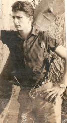 Delegado de Polícia Paulo Viesi (hoje aposentado).