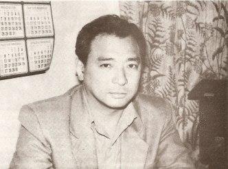 O lendário Chefe dos Investigadores da Delegacia de Roubo a Bancos- DISCCPAT (Kilo) do Deic, Oscar Matsuo década de 80.