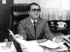 Ex-diretor do Instituto Médico Legal (IML) de São Paulo nos anos 70, o legista Harry Shibata.