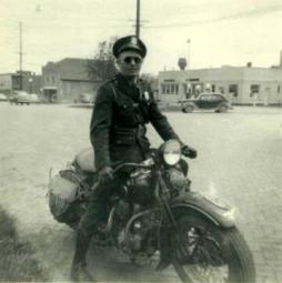 Guarda Civil Motociclista.