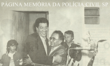 Investigador de Polícia José Venáncio Ferreira Filho), na década de 80.