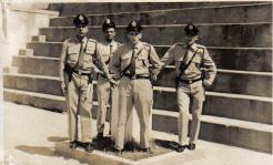 Guardas Civis estagiários (1960).