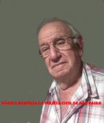 Repórter Policial João Bussab, um dos mais conhecidos da época da Sala de Imprensa do Pátio do Colégio, na 1ª Auxiliar. Era rádio-escuta da TV Tupi, canal 3, com suas transmissões em preto-e-branco. Em 1963 foi cobrir as férias de um colega, na Central de Polícia, para os Diários Associados e acabou ficando por 14 anos. Foi editor do caderno de policia da Folha Tarde, duas décadas no SBT, enfim, 50 anos de reportagem policial de primeira linha.