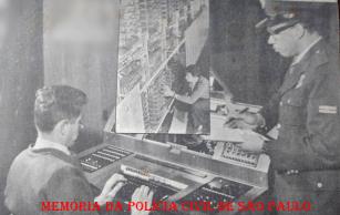 Moderno equipamento da Rádio Patrulha da 6ª Divisão Policial, no inicio da década de 60. https://www.facebook.com/MemoriaDaPoliciaCivilDoEstadoDeSaoPaulo/photos/a.308074149315163.69523.282332015222710/1096381653817738/?type=3&theater
