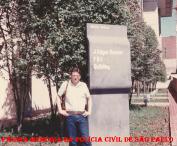 Em 1.979, visita do Delegado do GARRA Osvaldo Roberto Manzo Valery ao FBI, New York- USA.