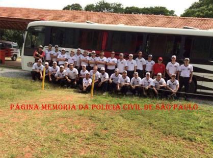 Turma 7 de 2.014, do Curso de Formação Técnico Profissional de Agentes Policiais, ACADEPOL Campus II, Mogi das Cruzes (Prova de revólver com o Prof Investigador Steiner Matos).