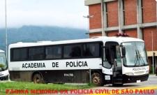 Ônibus da ACADEPOL de Mogi das Cruzes.Ônibus da ACADEPOL de Mogi das Cruzes.