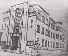 Prédio da Escola de Polícia na rua São Joaquim, 580- Liberdade/SP, funcionou de 1.951 a 1.970, sendo substituída pela atual ACADEPOL na Cidade Universitária.