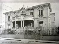 Escola de Polícia, de 1.944 a 1.951, na Rua da Glória, 410, Bairro da Liberdade.