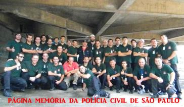 Turma de 2.012 do Curso de Formação Técnico Profissional para Investigador de Polícia da ACADEPOL.
