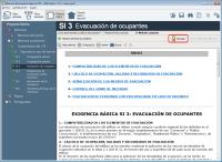 Memorias CTE. Marca Revisado en datos introducidos por el usuario con asistente o con texto