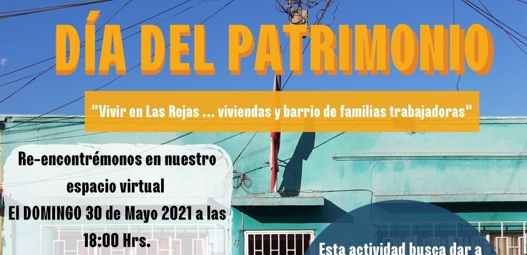 El Barrio Las Rejas dice presente en el Día del Patrimonio 2021