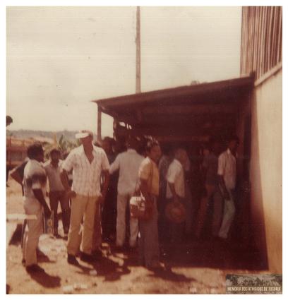 1 - Primeiro Acampamento - Memoria dos Atingidos de Tucuruí