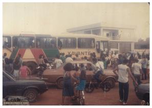 11 - Primeiro Acampamento - Memoria dos Atingidos de Tucuruí