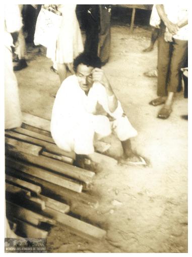 2 - Primeiro Acampamento - Memoria dos Atingidos de Tucuruí
