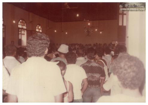 22 - Primeiro Acampamento - Memoria dos Atingidos de Tucuruí