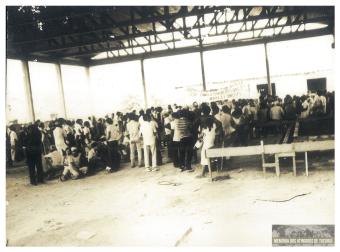29 - Segundo Acampamento - Memoria dos Atingidos de Tucuruí
