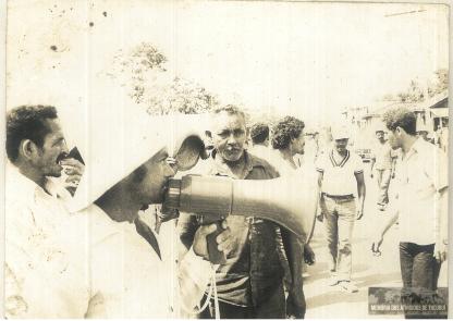 34 - Primeiro Acampamento - Memoria dos Atingidos de Tucuruí