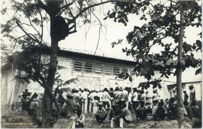 45 - Primeiro Acampamento - Memoria dos Atingidos de Tucuruí