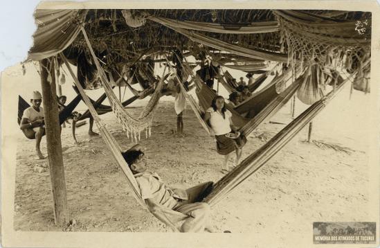 55 - Primeiro Acampamento - Memoria dos Atingidos de Tucuruí