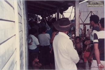 65 - Primeiro Acampamento - Memoria dos Atingidos de Tucuruí