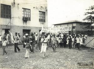 75 - Primeiro Acampamento - Memoria dos Atingidos de Tucuruí