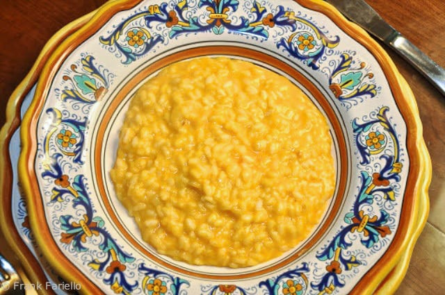 Risotto: The Basic Recipe