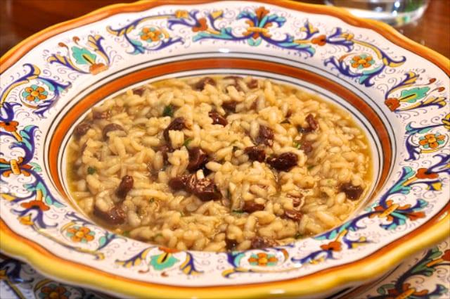 An Italian Hannukah: Riso coll'uvetta (Rice with Raisins)