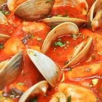 Zuppa di pesce alla napoletana (Neapolitan Fish Stew)