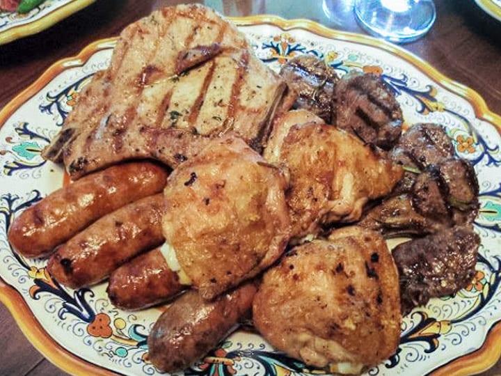 Italian Cookout: Grigliata Mista