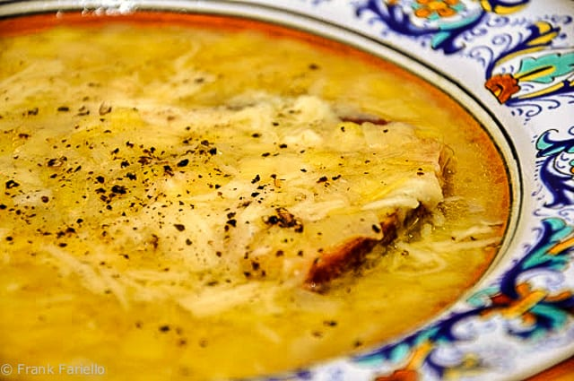 Tuscan Leek Soup