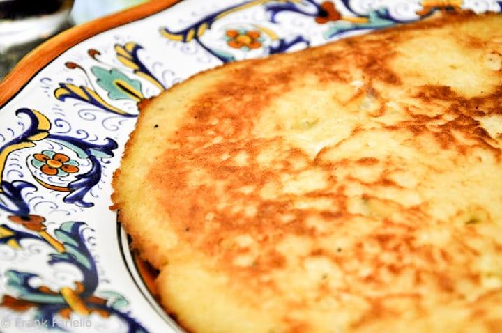 Brandade Pancake