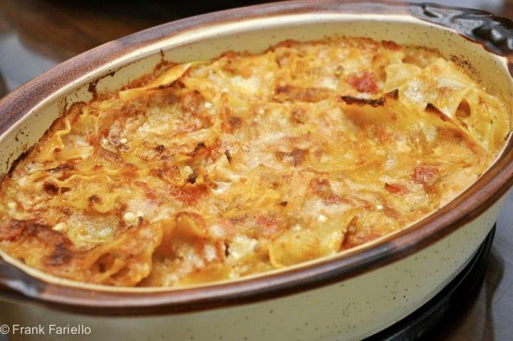Pasta al forno (Baked Pasta)