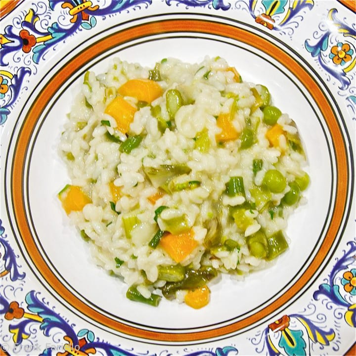 Spring Risotto