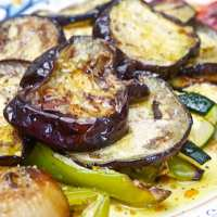 Grigliata di verdure (Grilled Vegetables)