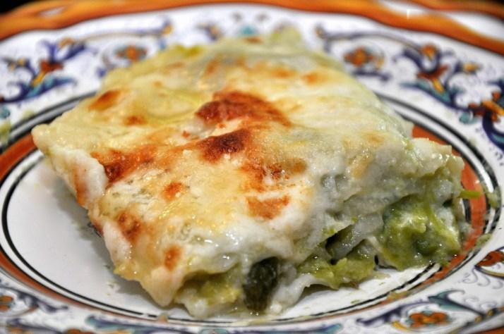 Lasagne agli asparagi (Asparagus Lasagna)