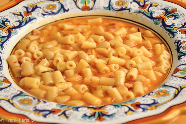 Pasta e fagioli: The Authentic Recipe
