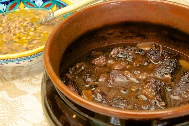 Peposo (Peppery Tuscan Beef Stew)