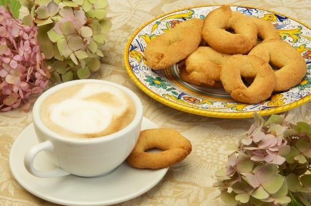 "Taralli dolci, or ""Nana's Cookies"""