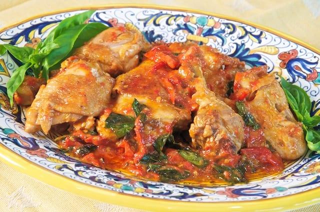 Ischia Style Chicken