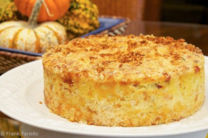 "Gattò di patate (Neapolitan Potato ""Cake"")"