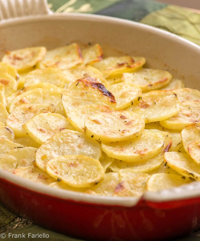 Patate al forno (Italian Oven Roasted Potatoes)