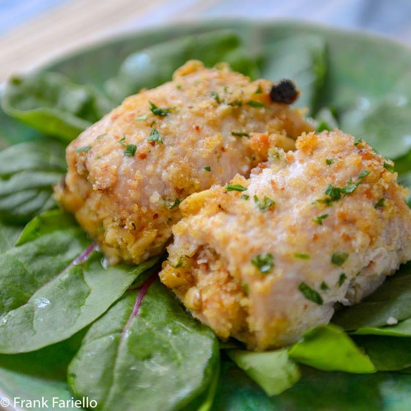 Involtini di pesce spada (Swordfish Rolls)