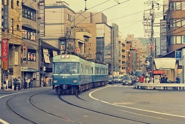 600型611 三条駅